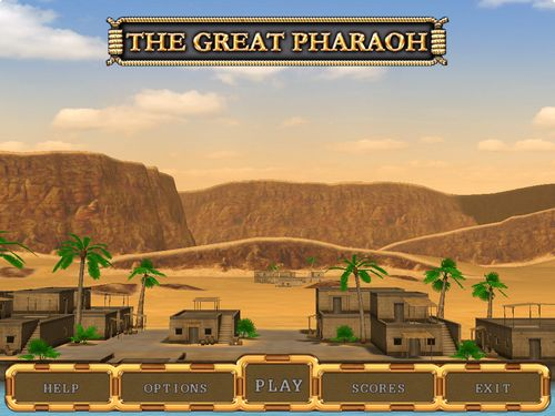 The Great Pharaoh Portable