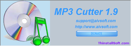 MP3 Cutter Portable