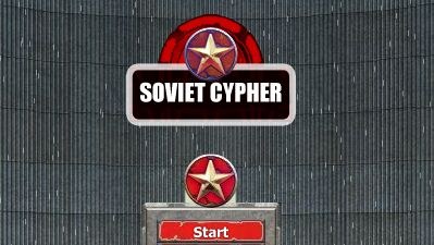 Soviet Cypher Portable