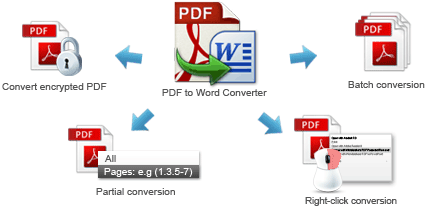 AnyBizSoft PDF to Word Portable