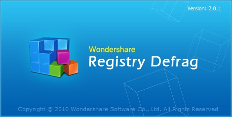 Wondershare Registry Defrag Portable