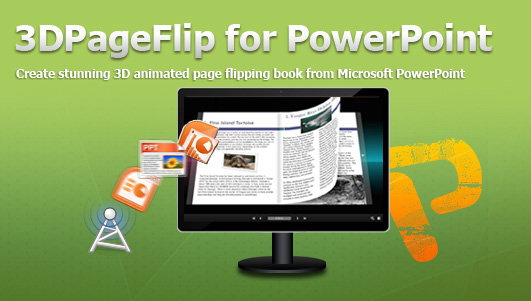 3D PageFlip for PowerPoint Portable 2 0 1 - PPT to 3D Flip