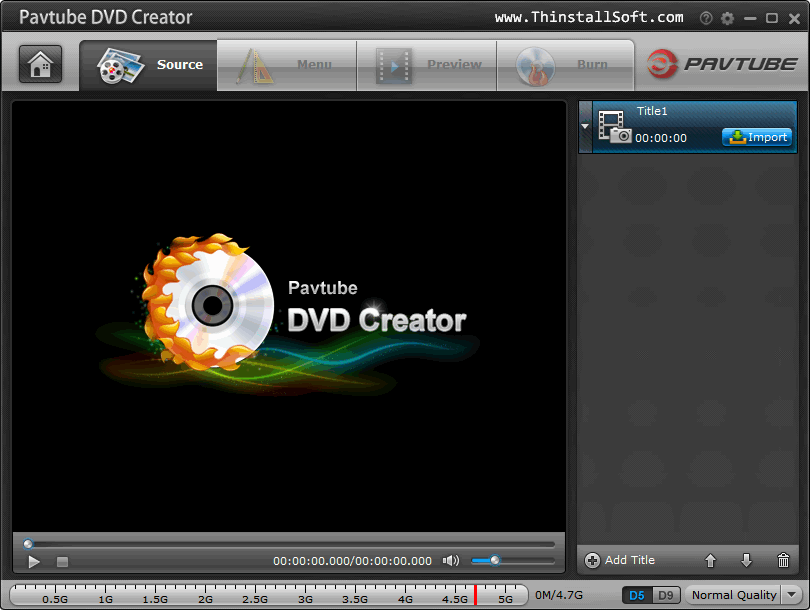 dvd menu templates after effects - pavtube dvd creator portable 1 0 0 user friendly dvd