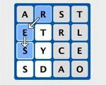 Tanglet Portable - Word Finding Game