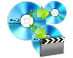 WinX Blu-ray Decrypter Portable - Free DRM Remover